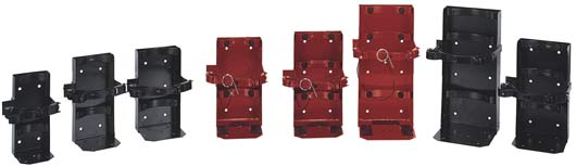 Heavy Duty Box type brackets