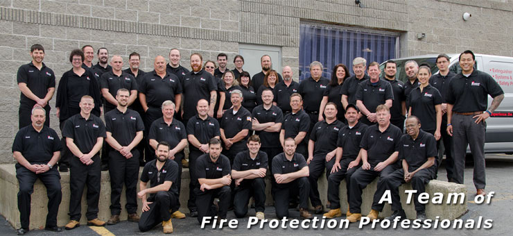 Keane Fire and safety Employees