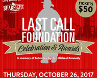 Last Call Foundation Celebration