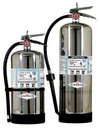 Model 254 Water & Foam fire extinguisher