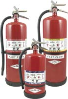 High Performance Dry Chemical fire Extinguisher